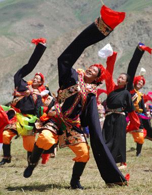 Tây Tạng - Nóc nhà thế giới - nơi mà Trời và Đất gặp nhau