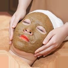 Chăm sóc da mặt, đắp mặt nạ thảo dược  / 250.000đ